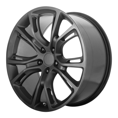 OE CREATIONS PR137 20x9 5x127.00 MATTE BLACK (34 mm)