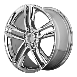 OE CREATIONS PR141 18x8 5x112.00 CHROME (32 mm)