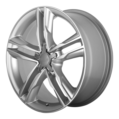 OE CREATIONS PR141 18x8 5x112.00 HYPER SILVER (32 mm)