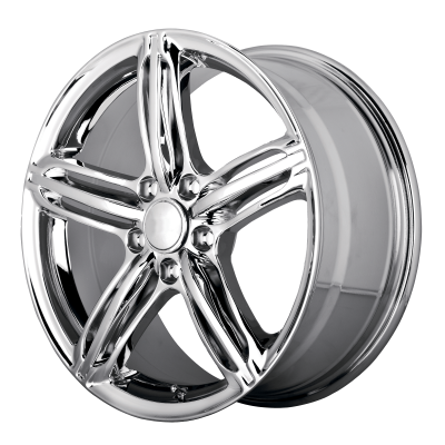OE CREATIONS PR145 19x8.5 5x112.00 CHROME (32 mm)