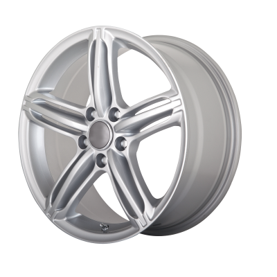 OE CREATIONS PR145 19x8.5 5x112.00 HYPER SILVER (32 mm)
