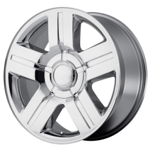 OE CREATIONS PR147 20x8.5 6x139.70 CHROME (31 mm)