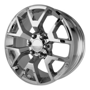 OE CREATIONS PR150 20x9 6x139.70 CHROME (27 mm)