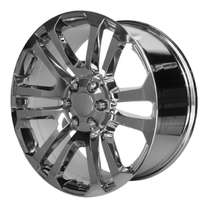 OE CREATIONS PR158 20x9 6x139.70 CHROME (24 mm)