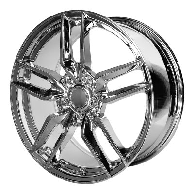 OE CREATIONS PR160 19x8.5 5x120.65 CHROME (56 mm)