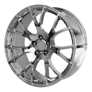 OE CREATIONS PR161 22x9.5 5x127.00 CHROME (35 mm)