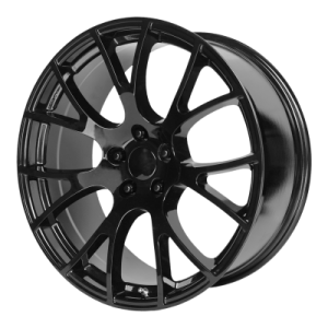 OE CREATIONS PR161 22x9.5 5x127.00 GLOSS BLACK (35 mm)