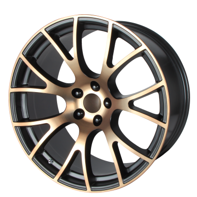 OE CREATIONS PR161 22x9.5 5x127.00 BLACK BRONZE (35 mm)