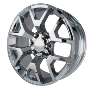 OE CREATIONS PR169 20x9 6x139.70 CHROME (27 mm)