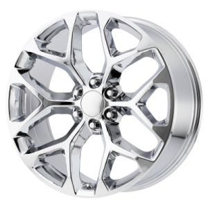 OE CREATIONS PR176 20x9 6x139.70 CHROME (24 mm)