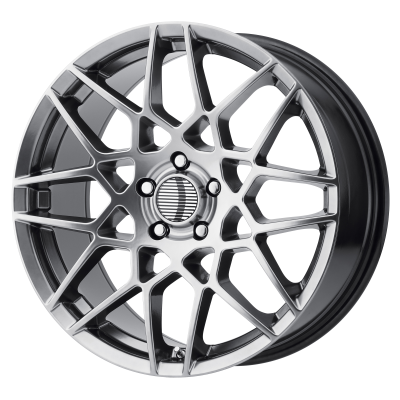 OE CREATIONS PR178 19x9.5 5x114.30 HYPER SILVER (30 mm)