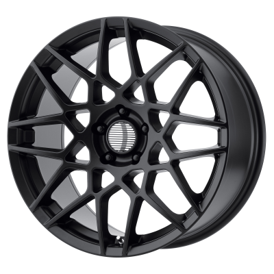 OE CREATIONS PR178 19x9.5 5x114.30 SATIN BLACK (30 mm)