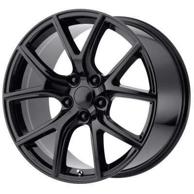 OE CREATIONS PR181 20x9 5x127.00 GLOSS BLACK (34 mm)