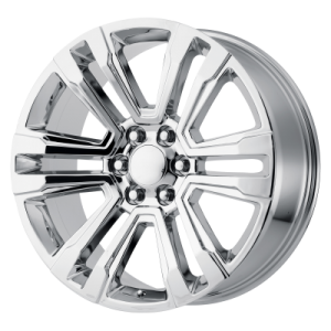 OE CREATIONS PR182 20x9 6x139.70 CHROME (24 mm)