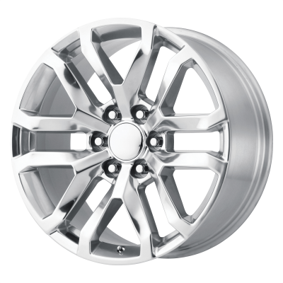 OE CREATIONS PR196 20x9 6x139.70 CHROME (24 mm)