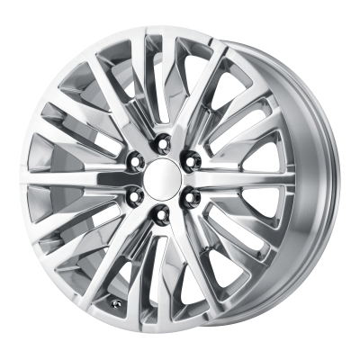 OE CREATIONS PR198 20x9 6x139.70 POLISHED (24 mm)
