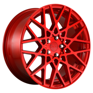 ROTIFORM BLQ 19x8.5 5x112.00 CANDY RED (45 mm)
