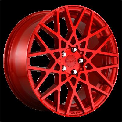 ROTIFORM BLQ 19x8.5 5x112.00 CANDY RED (45 mm)