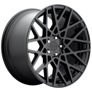 ROTIFORM BLQ 19x8.5 5x100.00 MATTE BLACK (35 mm)  R112198579+35