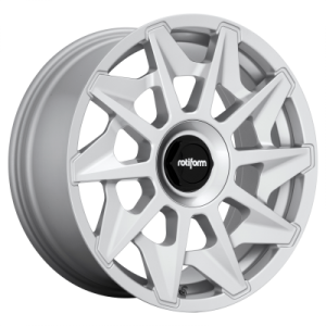 ROTIFORM CVT 19x8.5 5x112.00/5x120.00 GLOSS SILVER (35 mm)  R124198525+35