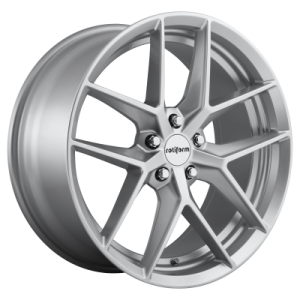 ROTIFORM FLG 18x8.5 5x114.30 GLOSS SILVER (45 mm)  R133188565+45