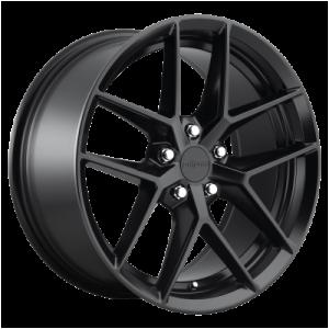 ROTIFORM FLG 19x8.5 5x114.30 MATTE BLACK (45 mm)  R134198565+45