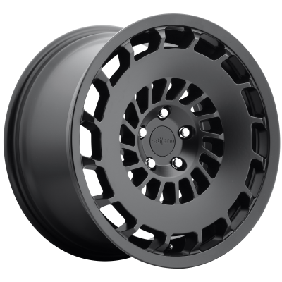 ROTIFORM CCV 19x8.5 5x100.00 MATTE BLACK (35 mm)  R137198579+35