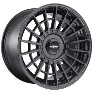 ROTIFORM LAS-R 20x8.5 5x112.00/5x114.30 MATTE BLACK (35 mm)  R142208507+35