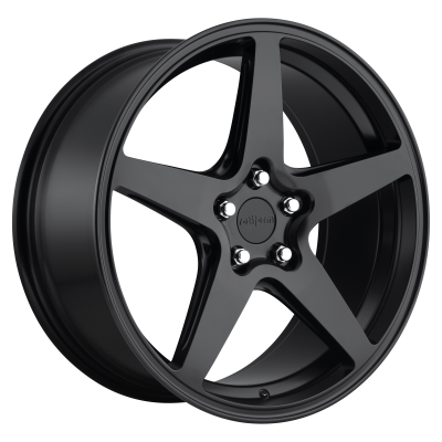 ROTIFORM WGR 20x10.5 5x112.00 MATTE BLACK (30 mm)  R148200543+30