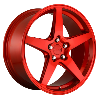 ROTIFORM WGR 19x8.5 5x112.00 CANDY RED (45 mm)