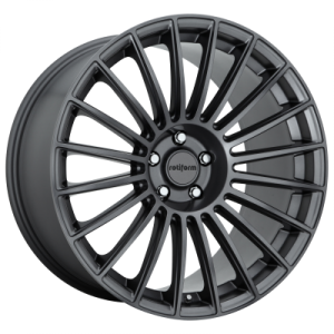 ROTIFORM BUC 20x10.5 5x114.30 MATTE ANTHRACITE (45 mm)  R154200565+45