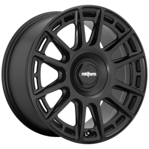 ROTIFORM OZR 18x8.5 5x112.00 MATTE BLACK (45 mm)  R159188543+45