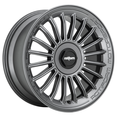 ROTIFORM BUC-M 19x8.5 5x114.30/5x120.00 MATTE ANTHRACITE (35 mm)