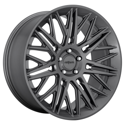 ROTIFORM JDR 22x10 6x139.70 MATTE ANTHRACITE (30 mm)