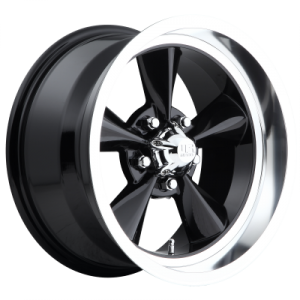 US MAG STANDARD 20x8 5x127.00 GLOSS BLACK (1 mm)  U10720807345