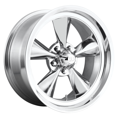 US MAG STANDARD 18x9 5x127.00 HIGH LUSTER POLISHED (7 mm)