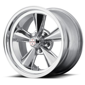 AMERICAN RACING T71R 17x9 5x120.65 POLISHED (0 mm)