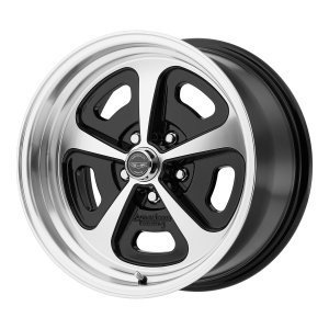 AMERICAN RACING 500 MONO CAST 15x8 5x120.65 GLOSS BLACK MACHINED (0 mm)  VN50158034500