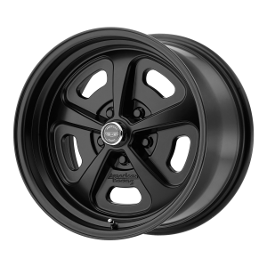 AMERICAN RACING 500 MONO CAST 17x8 5x120.65 SATIN BLACK (0 mm)  VN50178034700