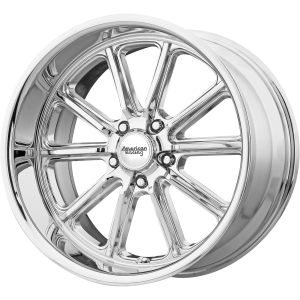 AMERICAN RACING RODDER 18x9.5 5x127.00 CHROME (0 mm)