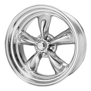 AMERICAN RACING TORQ THRUST II 1 PC 20x8 5x139.70 POLISHED (0 mm)