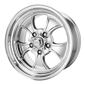 AMERICAN RACING HOPSTER 17x8 5x127.00 POLISHED (-11 mm)