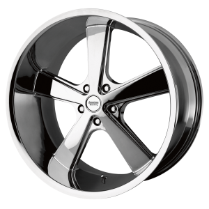 AMERICAN RACING NOVA 20x8.5 5x127.00 CHROME (0 mm)