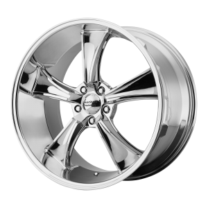 AMERICAN RACING BLVD 18x9 5x114.30 CHROME (30 mm)