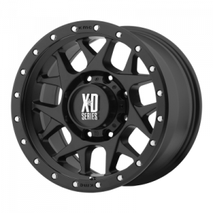 XD BULLY 18x9 5x127.00 SATIN BLACK (18 mm)  XD12789050718