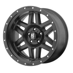 XD MACHETE 18x8.5 5x120.00 SATIN BLACK (34 mm)  XD12888552734