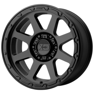 XD ADDICT 2 17x9 8x165.10 MATTE BLACK (18 mm)  XD13479080718