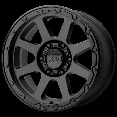 XD ADDICT 2 17x9 8x180.00 MATTE BLACK (18 mm)