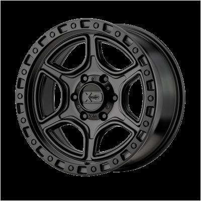 XD PORTAL 18x8.5 6x139.70 SATIN BLACK (18 mm)
