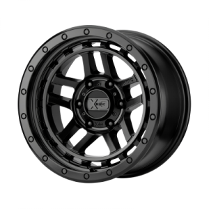 KMC RECON 18x8.5 6x120.00 SATIN BLACK (18 mm)  KM54088577718